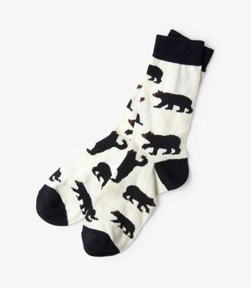 Picture of Socks - Black Bears
