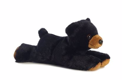 """Picture of Stuffed Toy - Black Bear 8"""""""