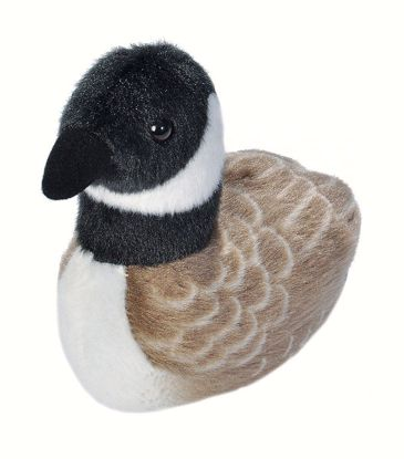 "Picture of Stuffed Toy - Canada Goose 5"" (with sound)"