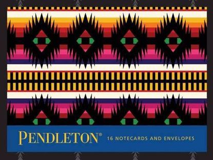 Picture of Pendleton Notecards: 16 Boxed Notecards and Envelopes
