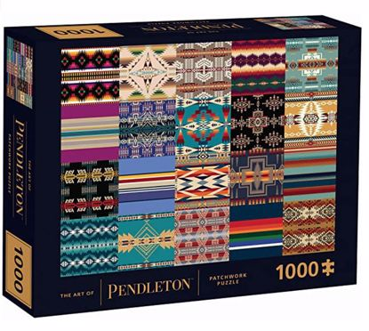 Picture of Jigsaw Puzzle - The Art of Pendleton