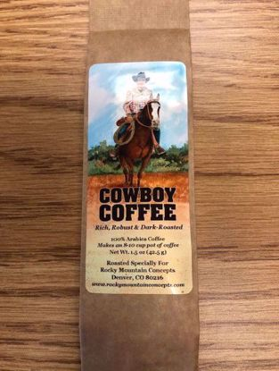 Picture of Cowboy Coffee - 1.5 oz.